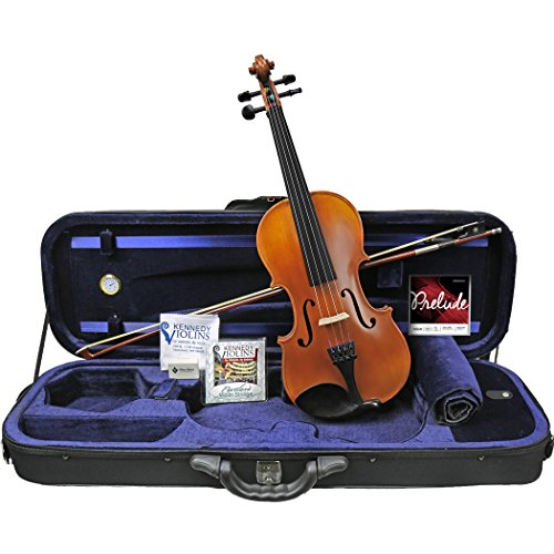 Antonio Giuliani Etude Violin Outfit 4/4 (Full) Size by Kennedy Violins