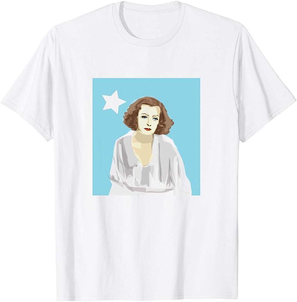 Amazon Com Scorpion Llc Anna Christie Greta Garbo Grand Hotel Funny Graphics Gift Men S Women S Girls Unisex T Shirt Sweatshirt White S Clothing