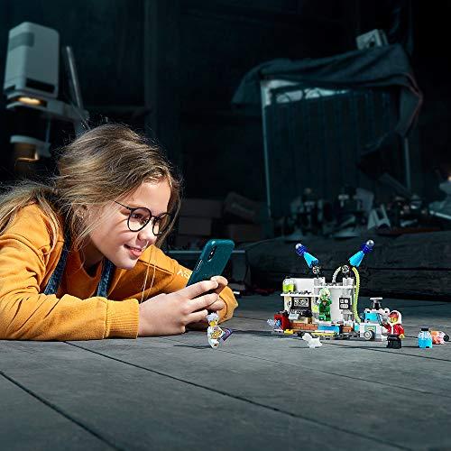 51Dh1jbEr7L - LEGO Hidden Side J.B.'s Ghost Lab 70418 Building