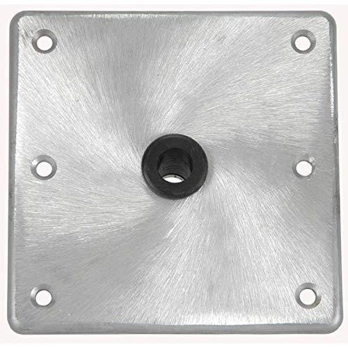 (AMRS-1620016 * Springfield Kingpin Aluminum Floor Boat Seat Base 7