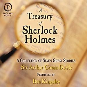 A Treasury of Sherlock Holmes Audiobook