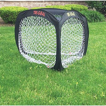 Palos Sports TriGoal 3-in-1 Practice Soccer Net by Palos Sports