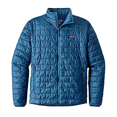 Patagonia Men's Nano Puff Jacket (XX-Large, Big Sur Blue)