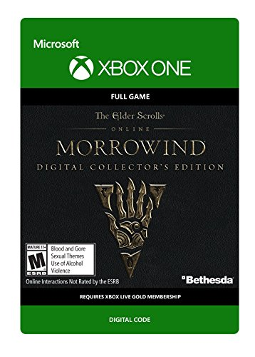 Elder Scrolls Online: Morrowind: Collector's Edition - Xbox One [Digital Code]