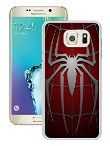 Cheap Abstract Samsung Galaxy Note 5 Edge Case,Spider man 60 White New Custom Design Samsung Galaxy Note 5 Edge Cover Case