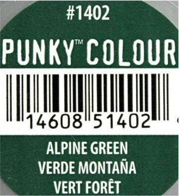Jerome Russell Punky Colour Semi-permanent Hair Color - Alpine Green