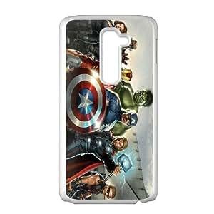 LG G2 phone cases White Avengers Phone cover DSW1900332