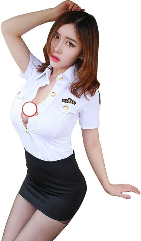 Sexy Uniformes interior de las mujeres s tentación de Estudiantes ...