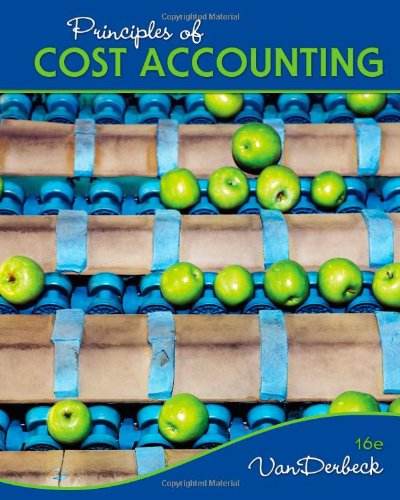 Prin.Of Cost Accounting