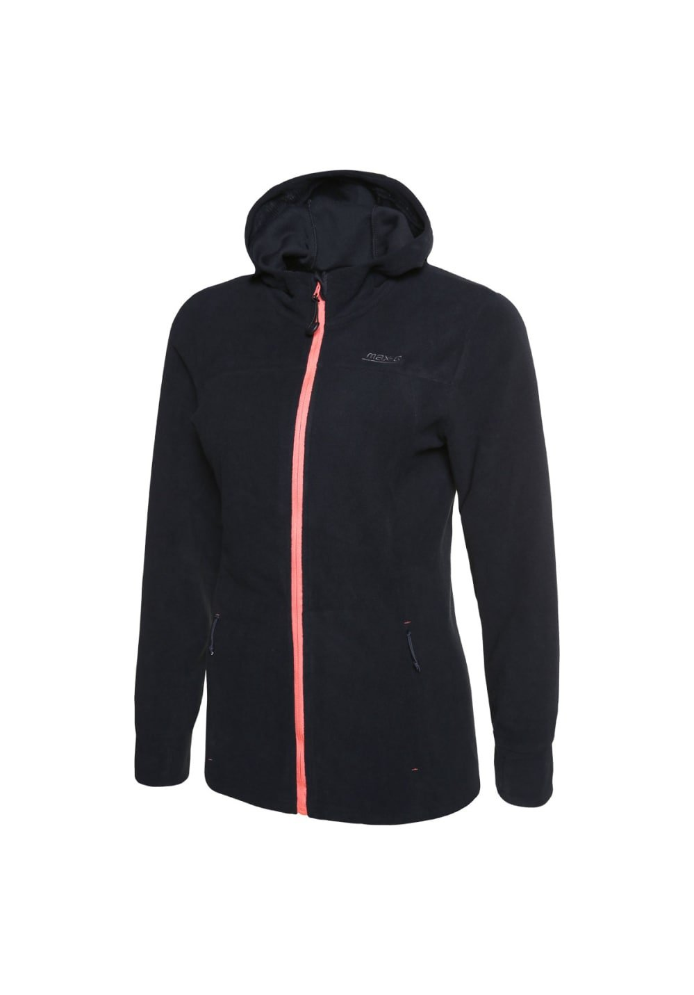 max Power Fleece Jacket Laufjacken für Damen