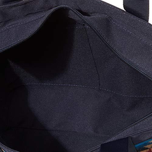 Pendleton Women's Zip Tote, Pilot Rock – Tan, One Size