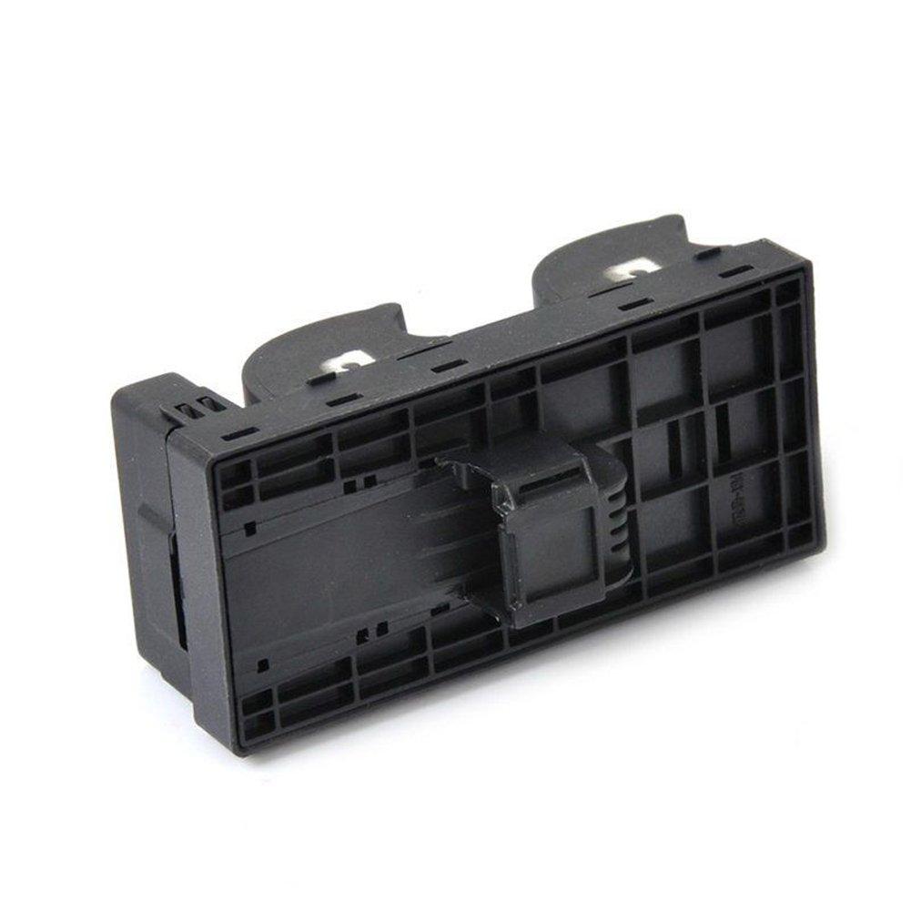Grizack Interruptor de la Ventana Principal de energ/ía el/éctrica para Audi A4 B6 B7 2004-2007 8ED959851 8E0959851B