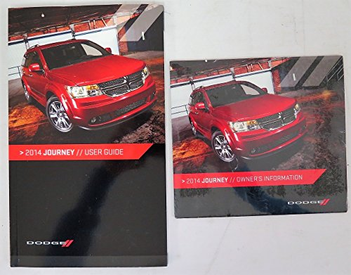 2014 Dodge Journey Owners Manual book