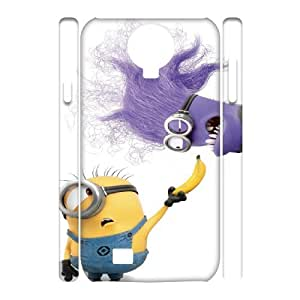 Despicable Me SANDY5102823 3D Art Print Design Phone Back Case Customized Hard Shell Protection SamSung Galaxy S4 I9500
