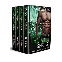 Fatal Allure Box Set (Paranormal Romance): (Books 1-4)