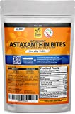 Zesty Paws Antioxidant Astaxanthin for Dogs - Immune, Hip & Joint, Cardiovascular & Digestive Support Supplement - with CoQ10 & Organic Spirulina + Coconut MCT Oil & Vitamins E and B12-90 Chew Treats