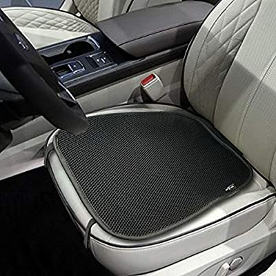 Big Ant Breathable Car Seat Cushion, 1PC Car Interior Seat Cover Cushion Pad Mat for Auto Supplies Home Office Chair (Black): Automotive