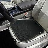 Big Ant Breathable Car Seat Cushion, 1PC Car Interior Seat Cover Cushion Pad Mat for Auto Supplies Home Office Chair (Black)