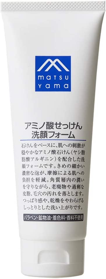 M-mark アミノ酸せっけん 洗顔フォーム