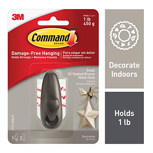 Command Forever Classic Metal Hook