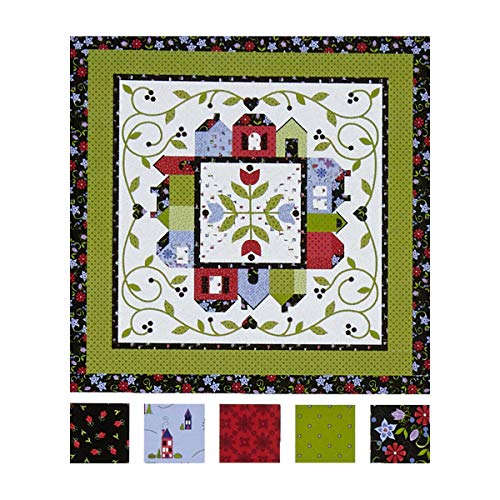 - Penny Rose Around The Town Quilt Kit