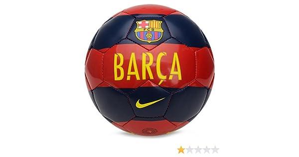 Nike FC Barcelona Skill - Balón, Talla 1: Amazon.es: Deportes y ...