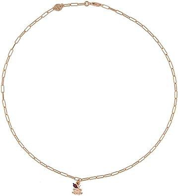 collier ras de cou double pendentif