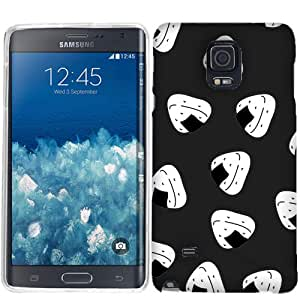 For Samsung Galaxy Note Edge Triangle Sushi Case Cover