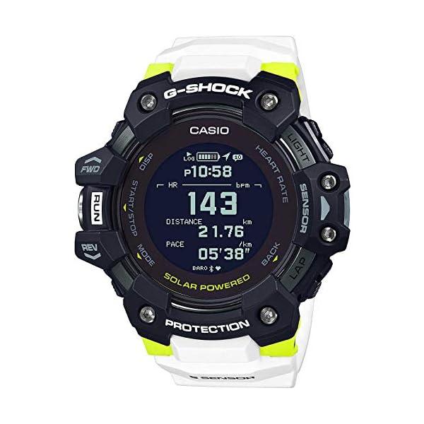 Casio G-Shock G-Squad GBD-H1000-1A7ER - Reloj, 2020 7