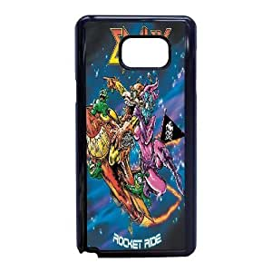 Samsung Galaxy Note 5 Phone Case Black Edguy RJ2DS1016422
