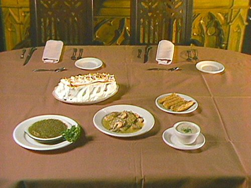 Chef: Roland Huet - Restaurant: Christian's ()