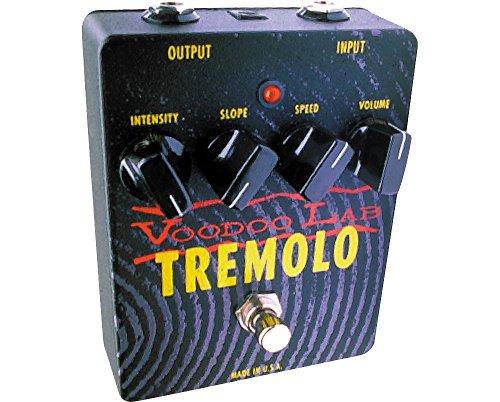 VOODOO LAB Tremolo Guitar Effects Pedal DEMO