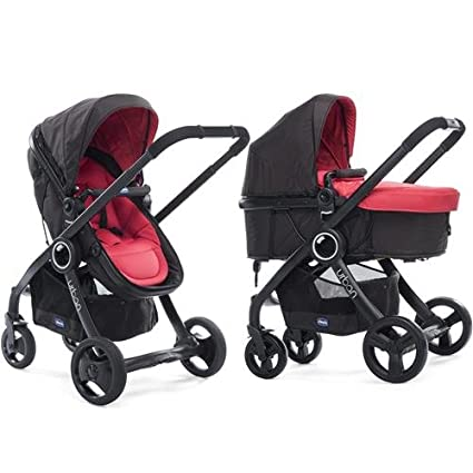 Carrito Duo Chicco Urban Plus Red Passion