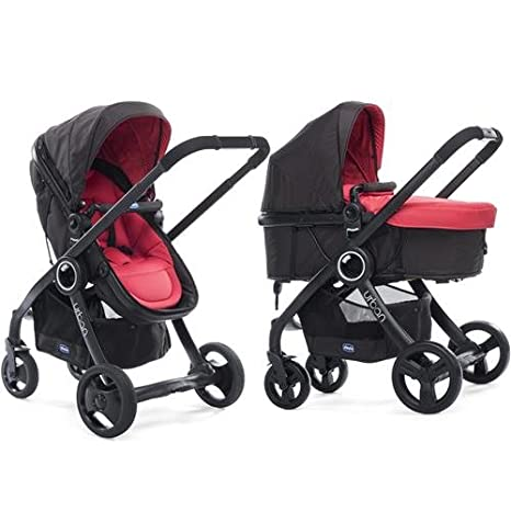 Carrito Duo Chicco Urban Plus Red Passion: Amazon.es: Bebé