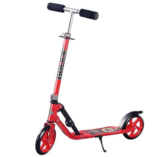 Scooter de una Pierna Bicicleta Exterior para niños Scooter ...