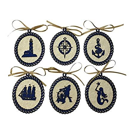 51DhBXbGotL._SS450_ Anchor Christmas Ornaments