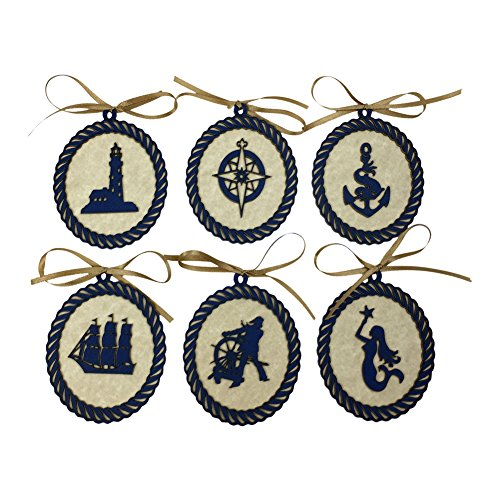 51DhBXbGotL Amazing Anchor Christmas Ornaments