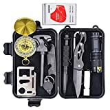 Survival Kit Marine RECON/Navy Seal Tactical Outdoor Tool Tools and Gear