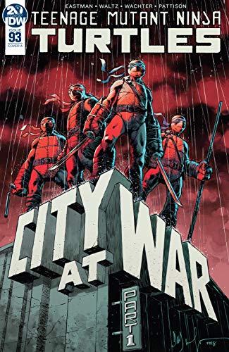 Amazon.com: Teenage Mutant Ninja Turtles #93 eBook: Tom ...