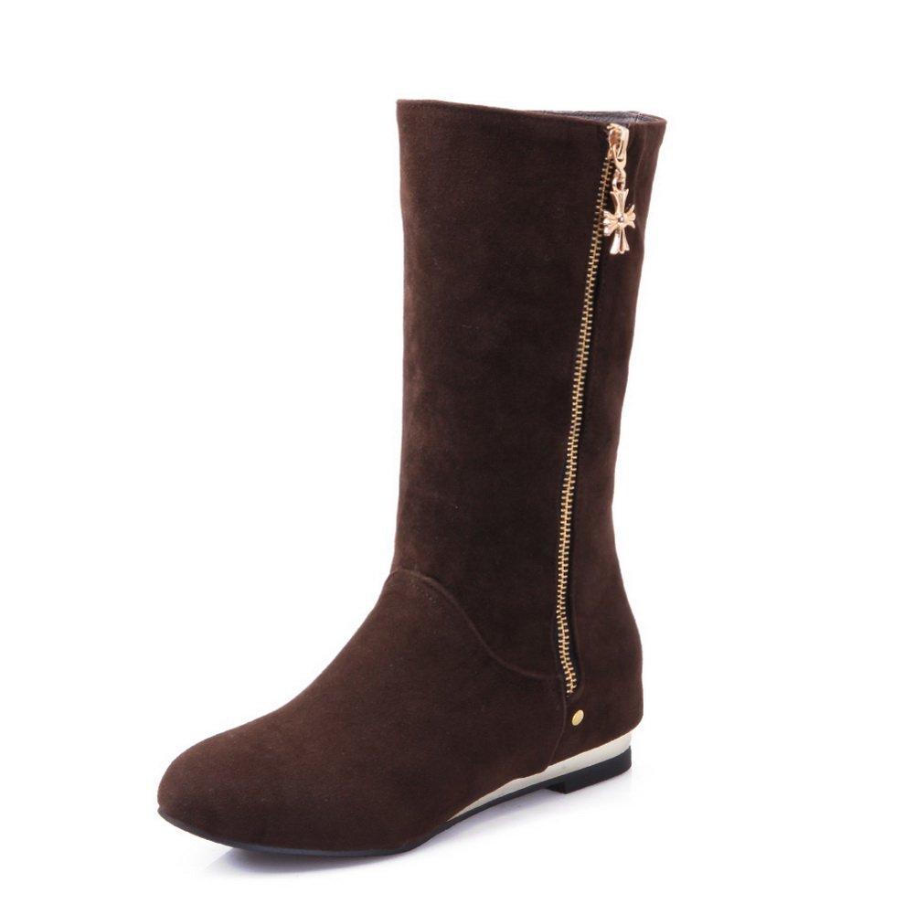 AdeeSu - Zapatillas altas mujer1 UK|marrón En línea Obtenga la mejor oferta barata de descuento más grande