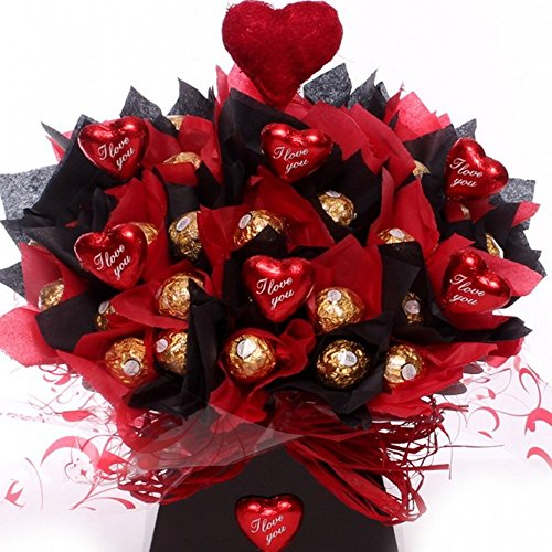 Summer Splendor Chocolate (Grand Splendor Truffle Bouquet)