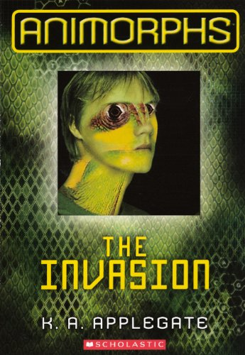 The Invasion (Turtleback School & Library Binding Edition) (Animorphs) pdf