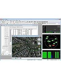 Activo USB 2.0 impermeable GPS GLONASS receptor Antena, 27 Db ganancia