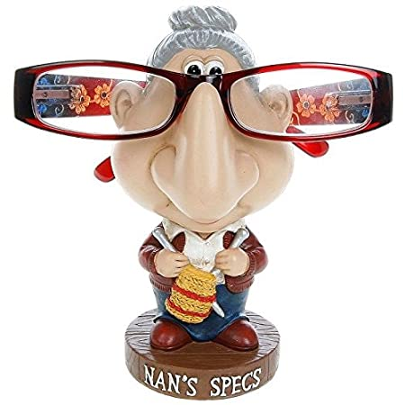 Comical Mum Spectacles Stand / Holder by Joe Davies cBLpe