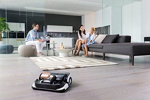 Samsung VR9000 Powerbot Robotic Vacuum, Airborne Copper by Samsung: Amazon.es: Hogar