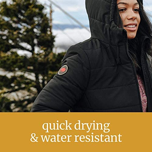 MOUNTAIN KHAKIS WOMEN'S LYNX JACKET - CLASSIC FIT, QUICK-DRY & WATER-REPELLENT WOMEN'S JACKET WITH DWR