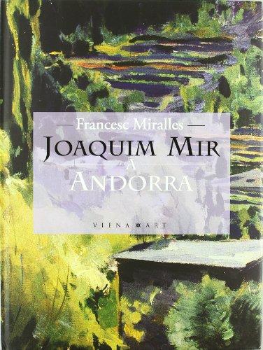 Descargar Libro Joaquim Mir A Andorra Francesc Miralles Bofarull