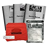 ford 8n repair kits - Ford 8N Deluxe Tractor Manual Kit