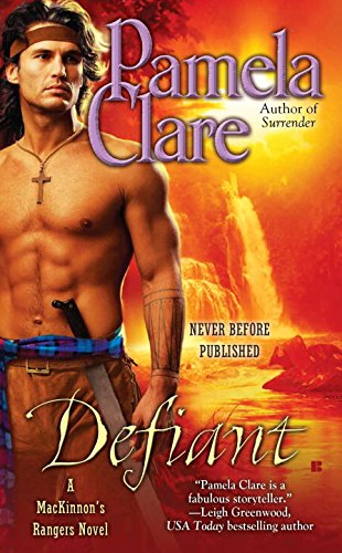 book cover of Defiant