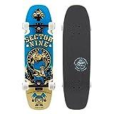 Sector 9 Woodshed Complete Skateboard